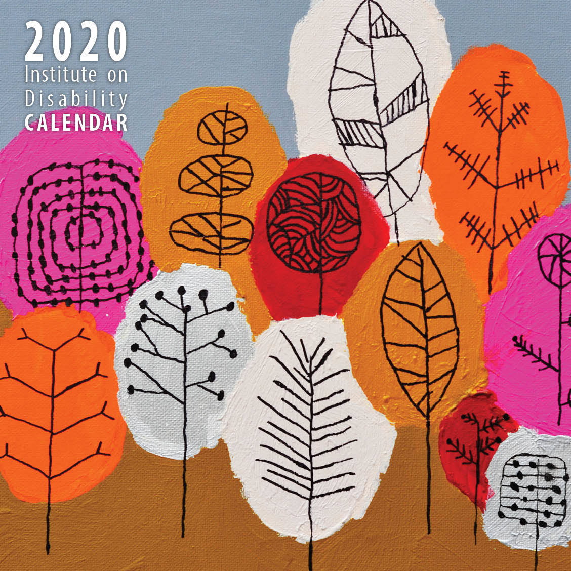 Linked image to IOD Bookstore page to purchase the 2020 IOD Calendar