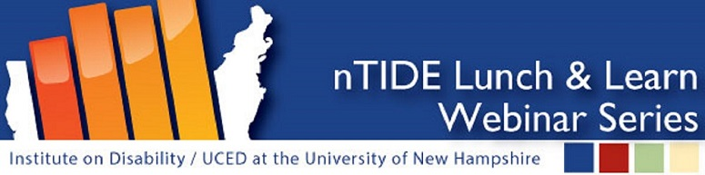 nTIDE Lunch & Learn Webinar Series