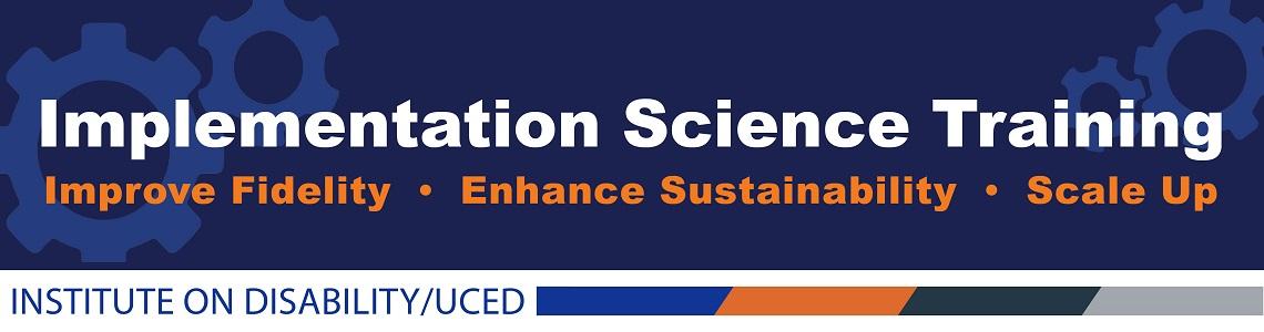 Header image for Implementation Science Training