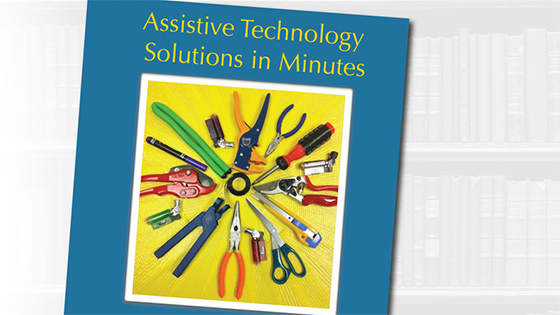 Photo of Assistive Technology Solutions in Minutes book