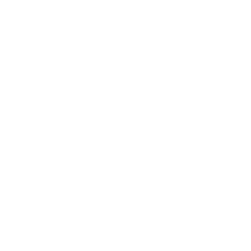 three cubes stacked in a pyramid shape
