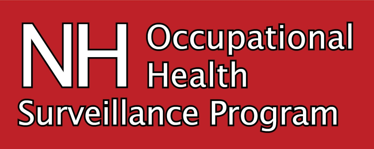 New Hampshire Occupational Health Surveillance Program logo