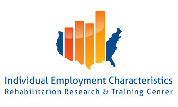 Individual Employment Characteristics Rehabilitation Research & Training Center