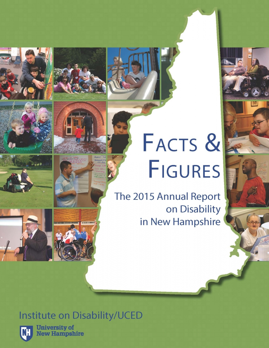 Facts & Figures: The 2015 Annual Report on Disability in New Hampshire