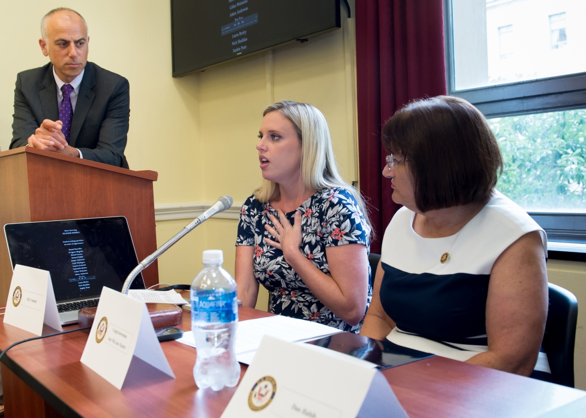 Panelists discuss Medicaid in Schools