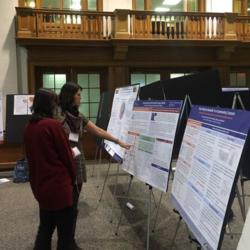 CHHS Research Conference Poster Presentation