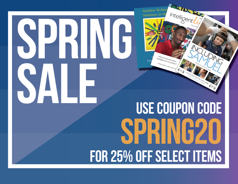 Linked image to IOD Bookstore Spring Sale page